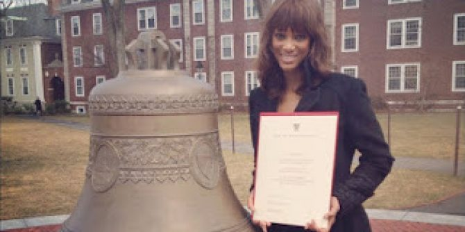 Tyra Banks Harvard Business Degree My Savvy Sisters