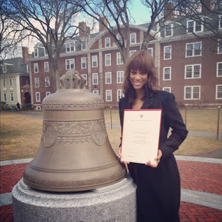 Tyra Banks Earns Business Certificate From Harvard