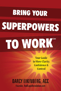 Cover, Bring Your Superpowers to Work