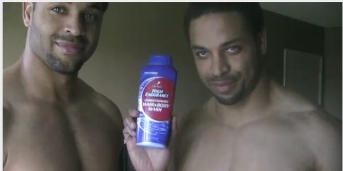HodgeTwins Are So Hot