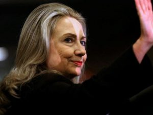Hillary Rodhman Clinton, US Secretary of State resigned from office today.