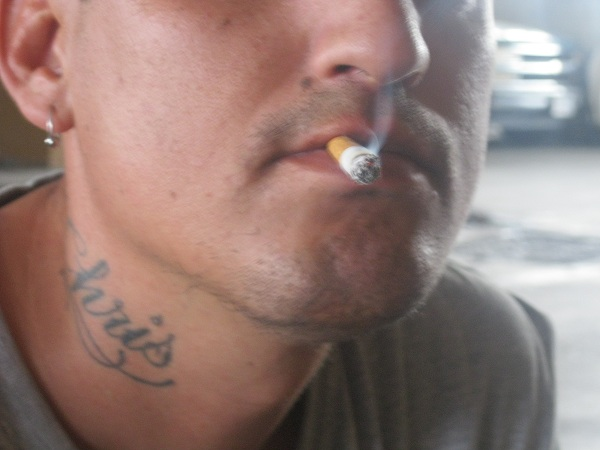 Homeless Love Cigarettes Rebuild Your Life Project