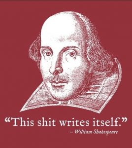 Shakespeare On Twitter 2