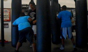 Long Beach United Boxing Club