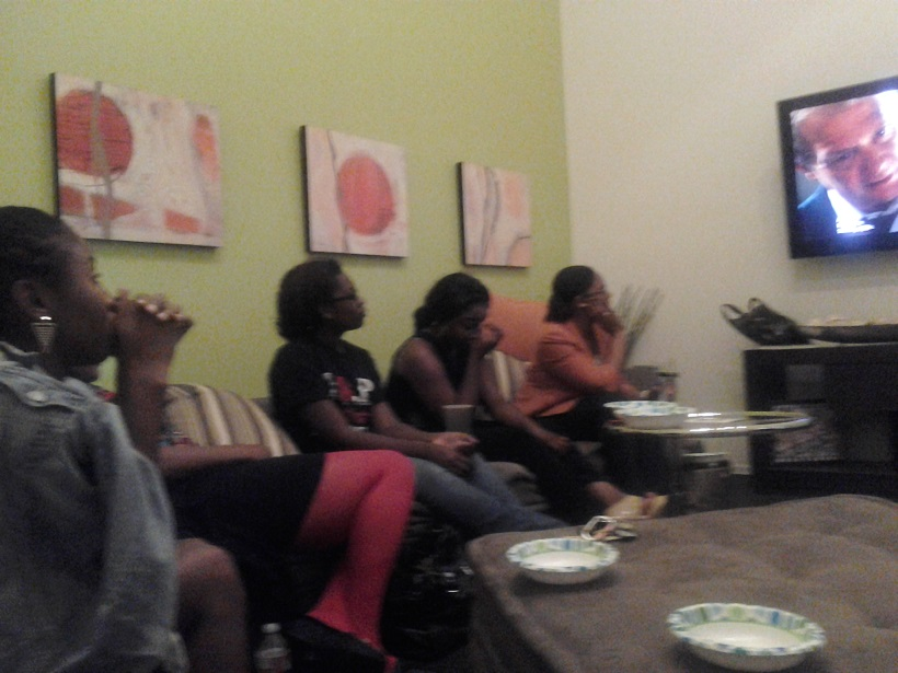 Scandal watch party