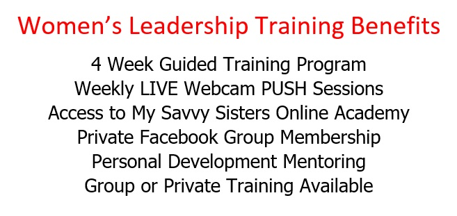 women leadership training pro 6