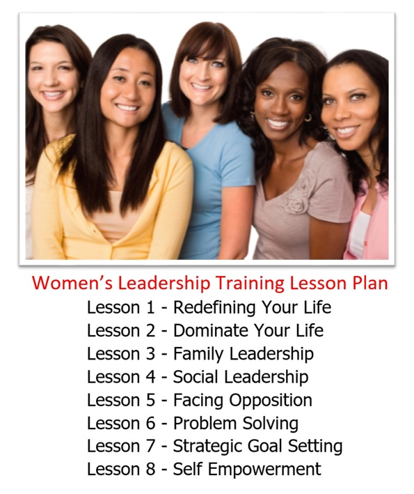 women leadership training pro 9a